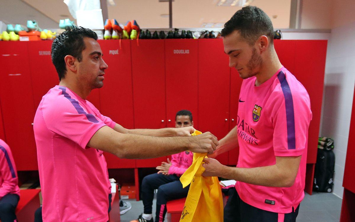 Vermaelen strengthened by players' support