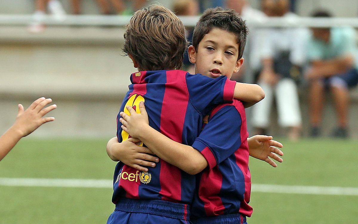 The top five academy goals