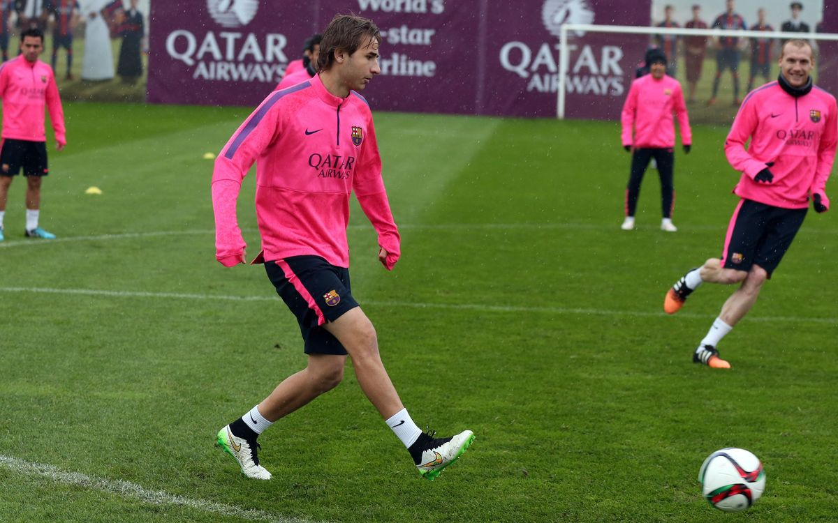 Five B team players in squad to face Huesca
