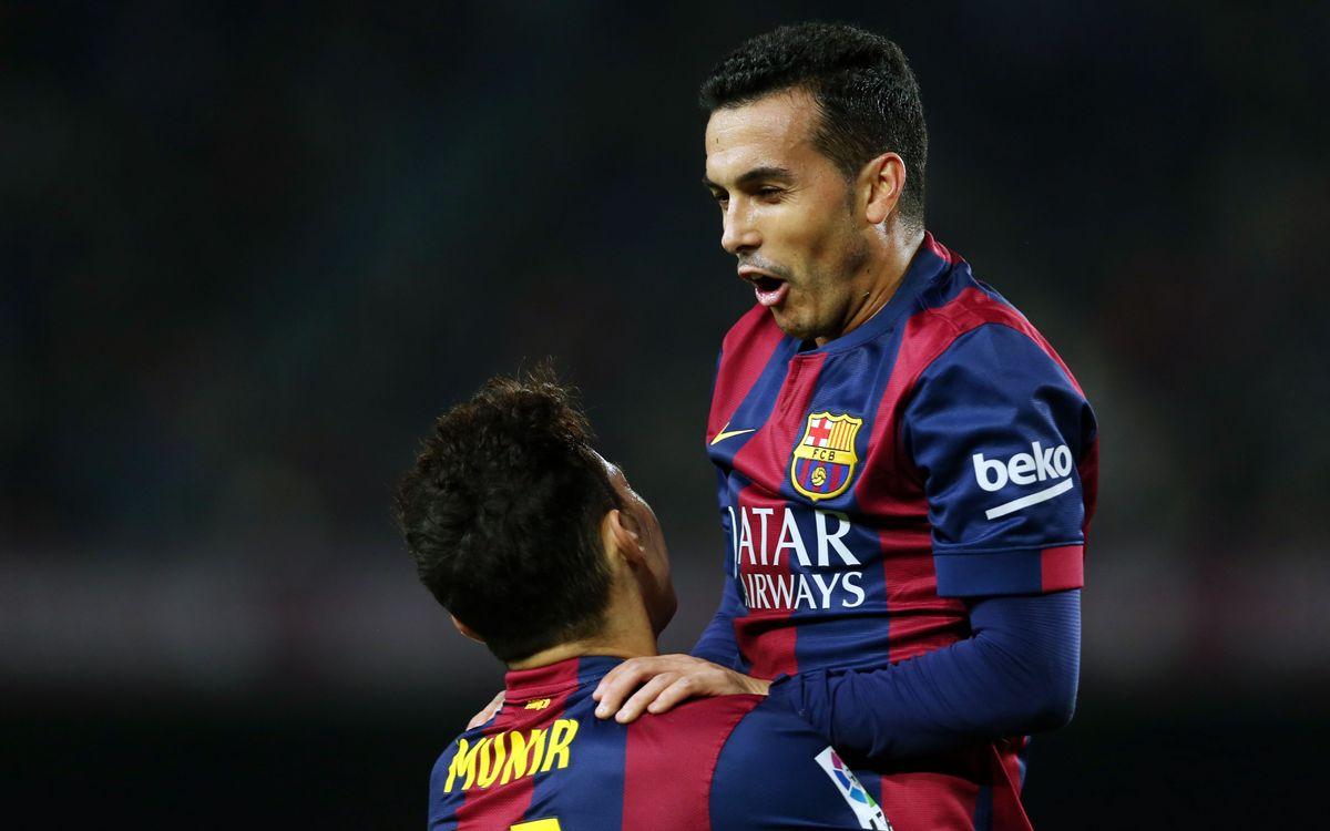 FC Barcelona v SD Huesca (8-1): Barça roll into last 16