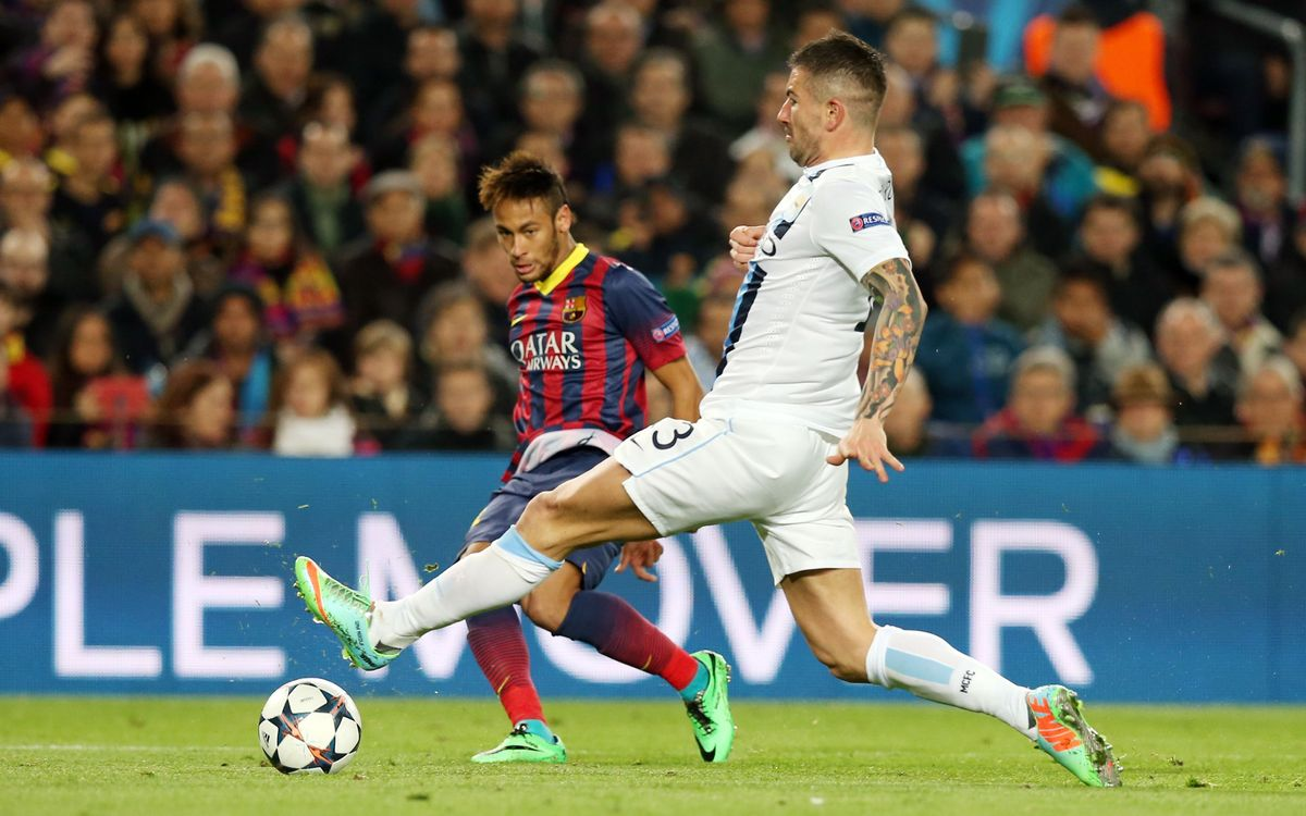 FC Barcelona v Man City: What a difference a year makes