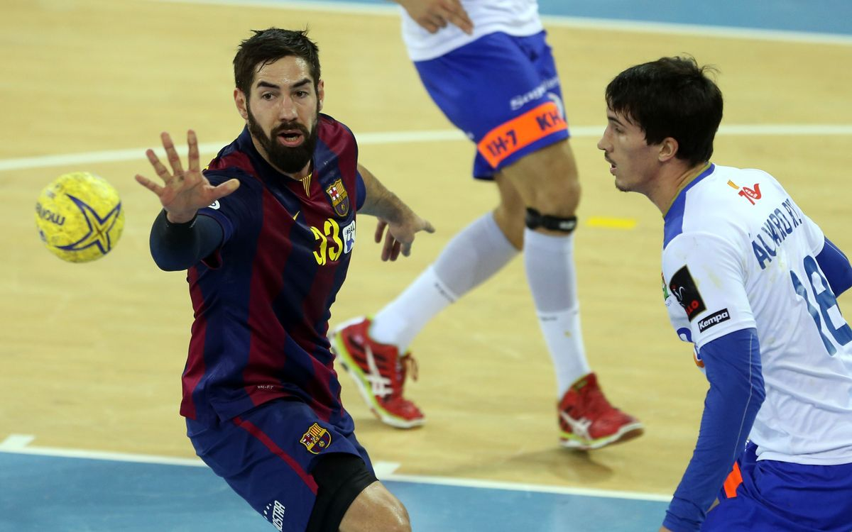 FC Barcelona – Fraikin BM Granollers: Barça take derby win (43-28)