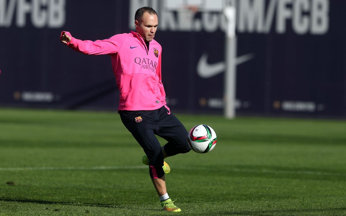 Andrés Iniesta in squad for Huesca trip