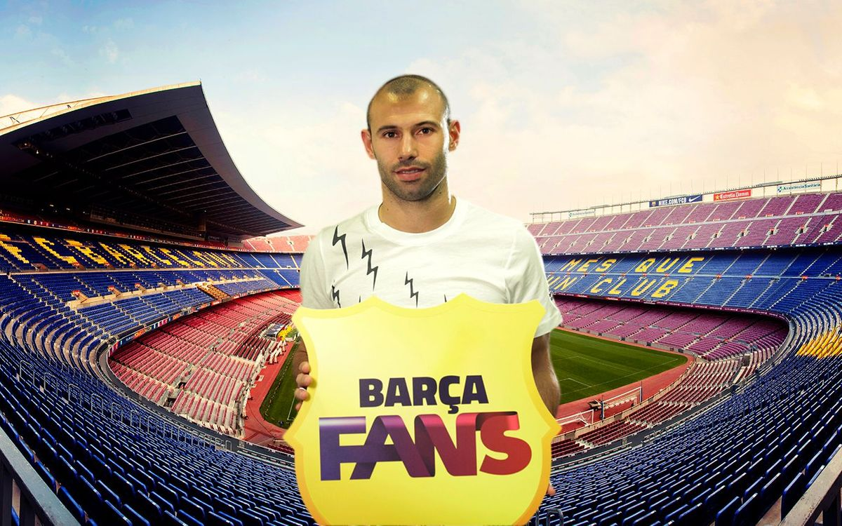 Mascherano: the beginnings