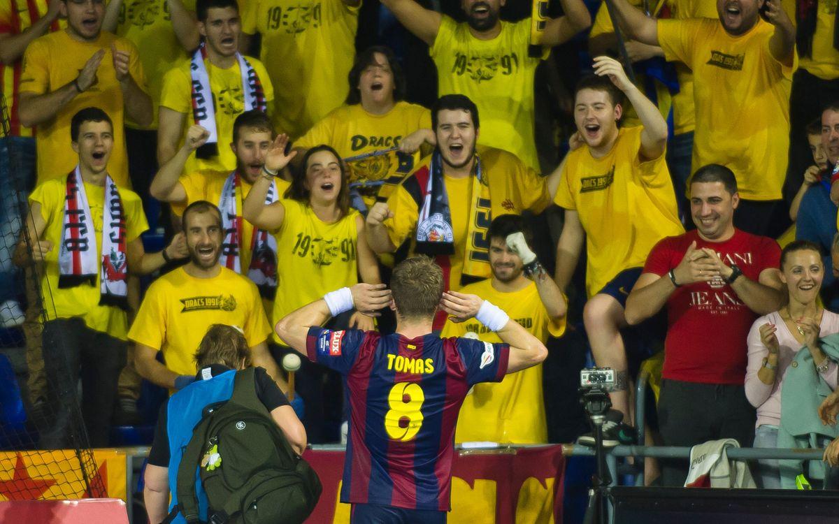 FC Barcelona – SG Flensburg-Handewitt: 10 dades d'un gran partit