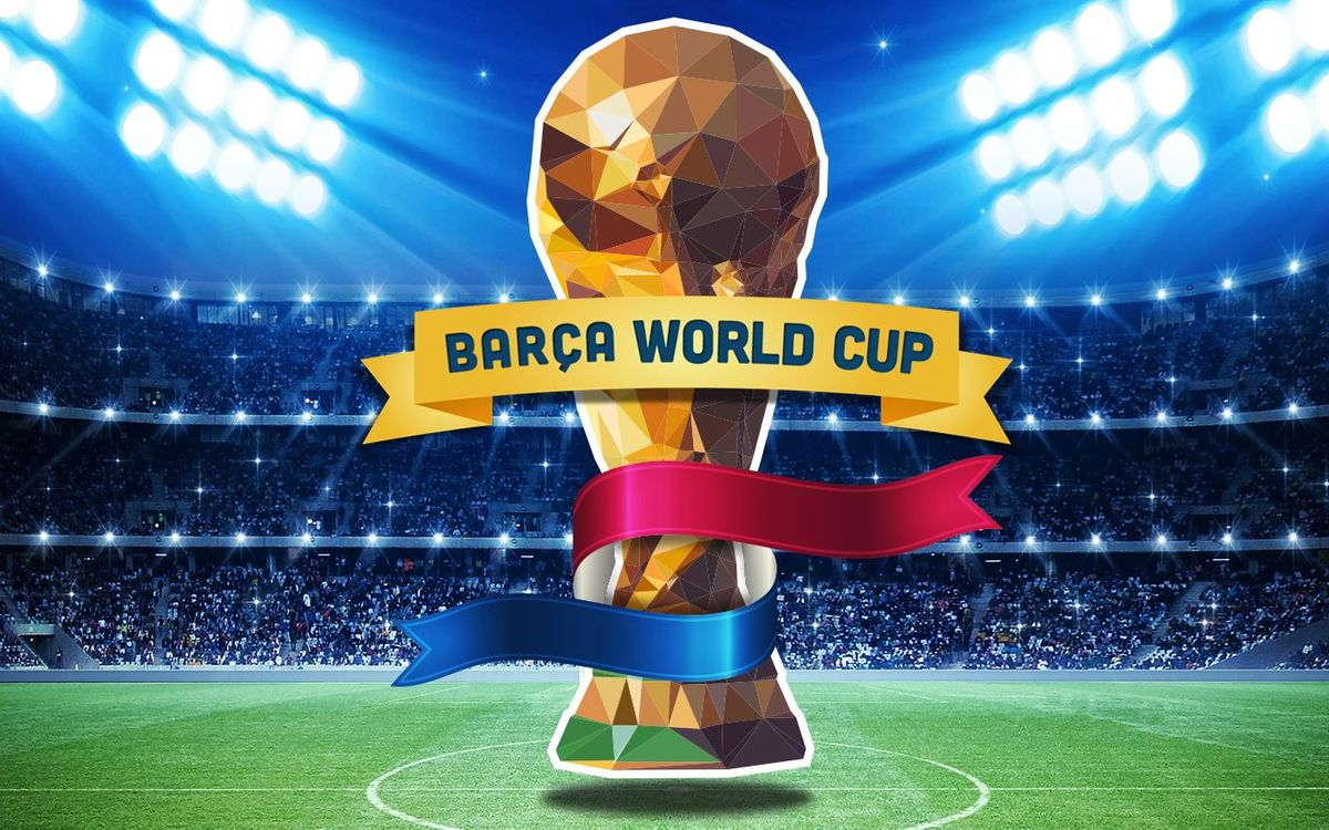 Barça World: The World Cup Edition