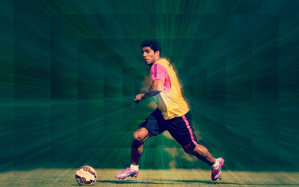 Suárez, a true culé