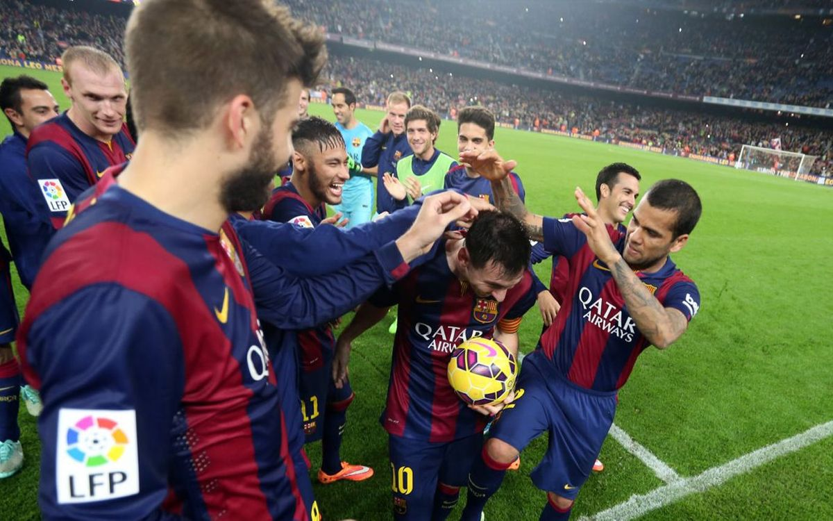 Behind the Scenes: FCB vs Sevilla FC