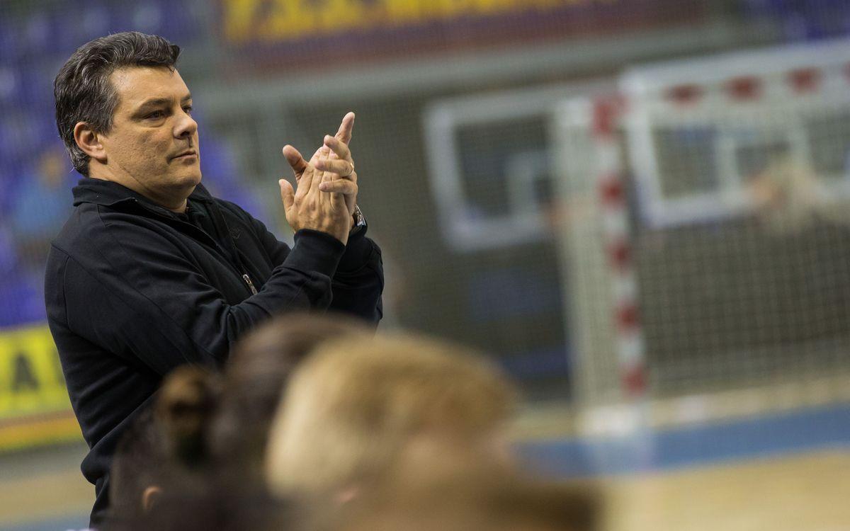 Vint títols com a primer entrenador de Xavi Pascual