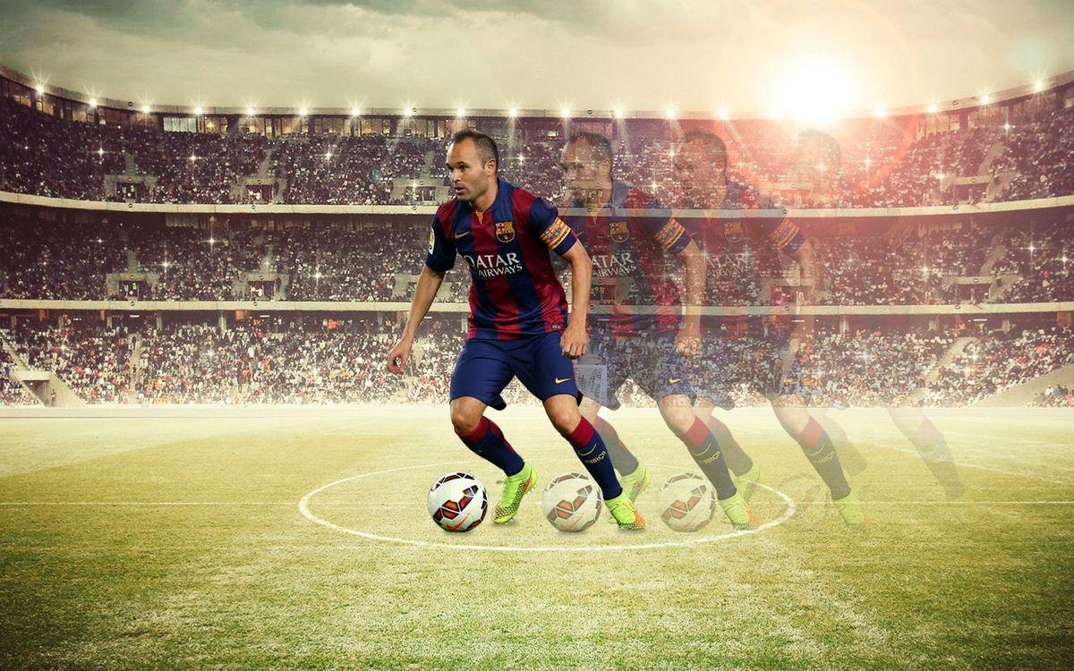 TOP5: Els millors gols d'Iniesta