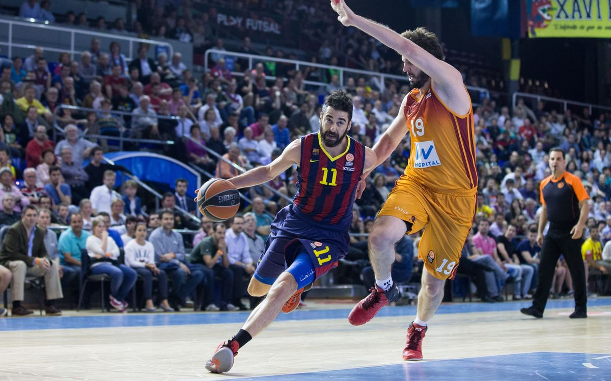 FC Barcelona - Galatasaray Liv Hospital: Comeback and decisive victory (88-61)