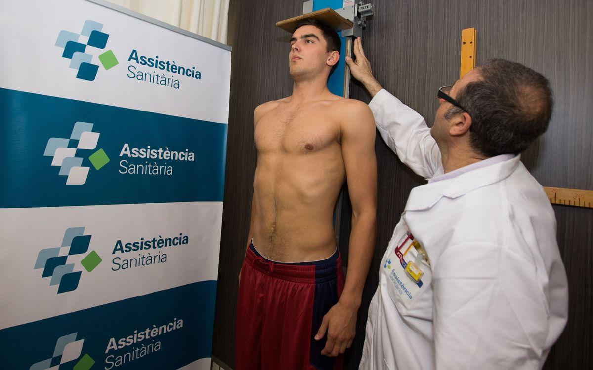 Tomas Satoransky ya está en Barcelona