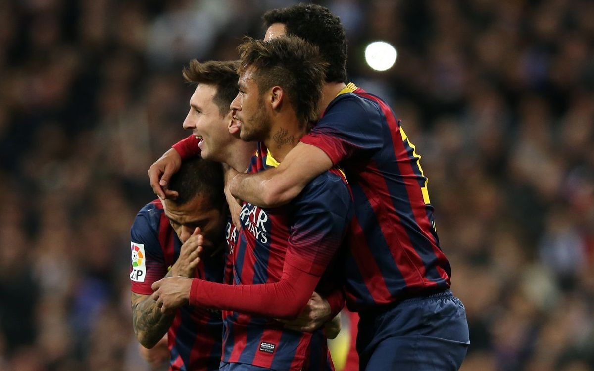 ¡Vamos Barça!
