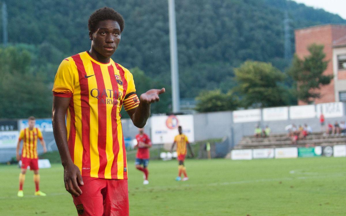 Ondoa, Bagnack i Dongou, convocats amb la selecció del Camerun