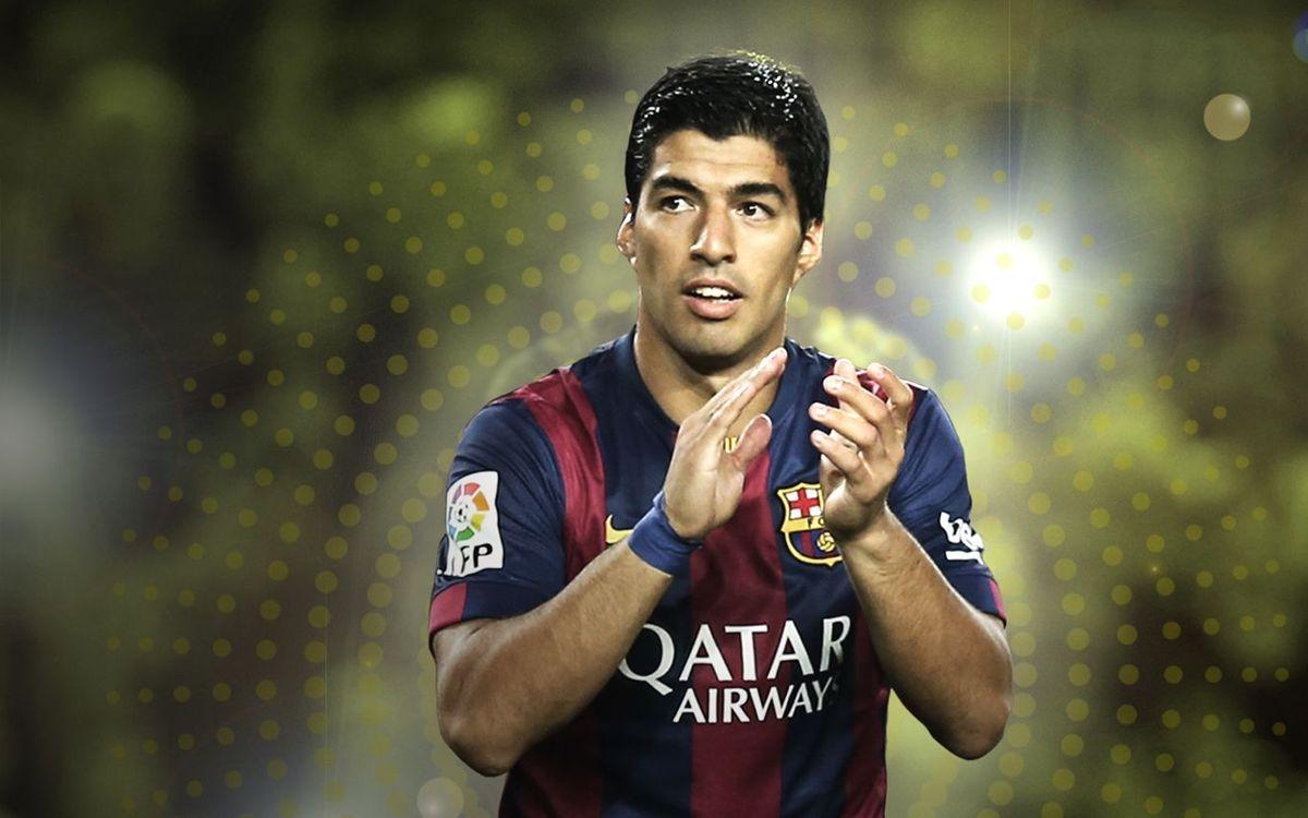 Suárez, destined for Barça