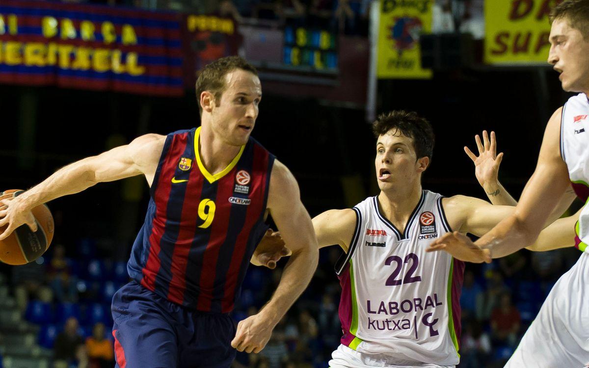 El sisè Barça-Baskonia de la temporada obre els play-offs