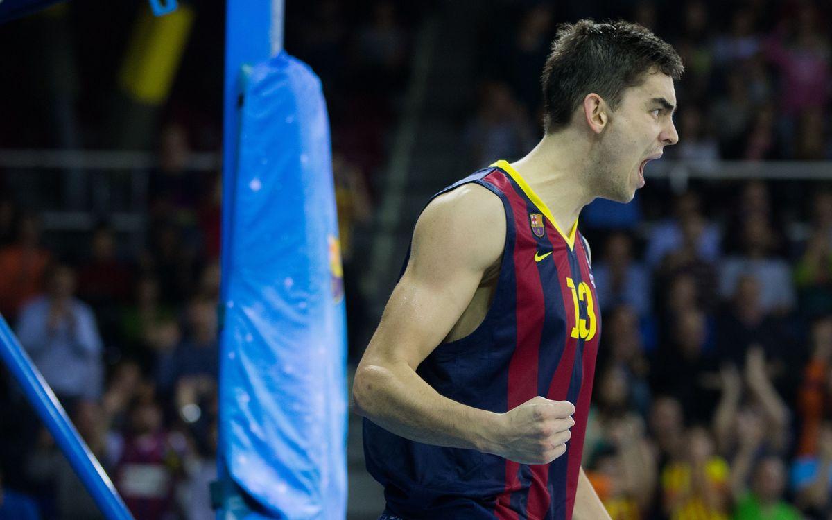 FC Barcelona-UCAM Múrcia CB: Volen seguir amb la bona ratxa