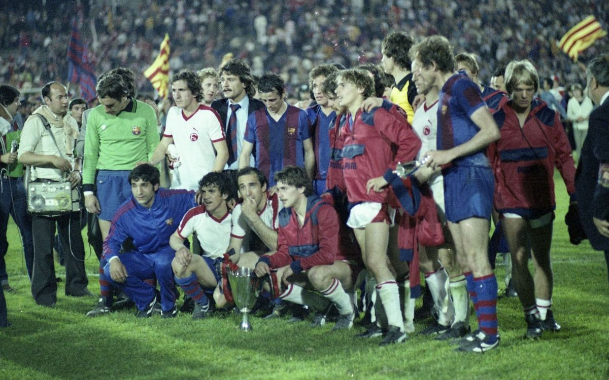 Basel final - 35 years ago