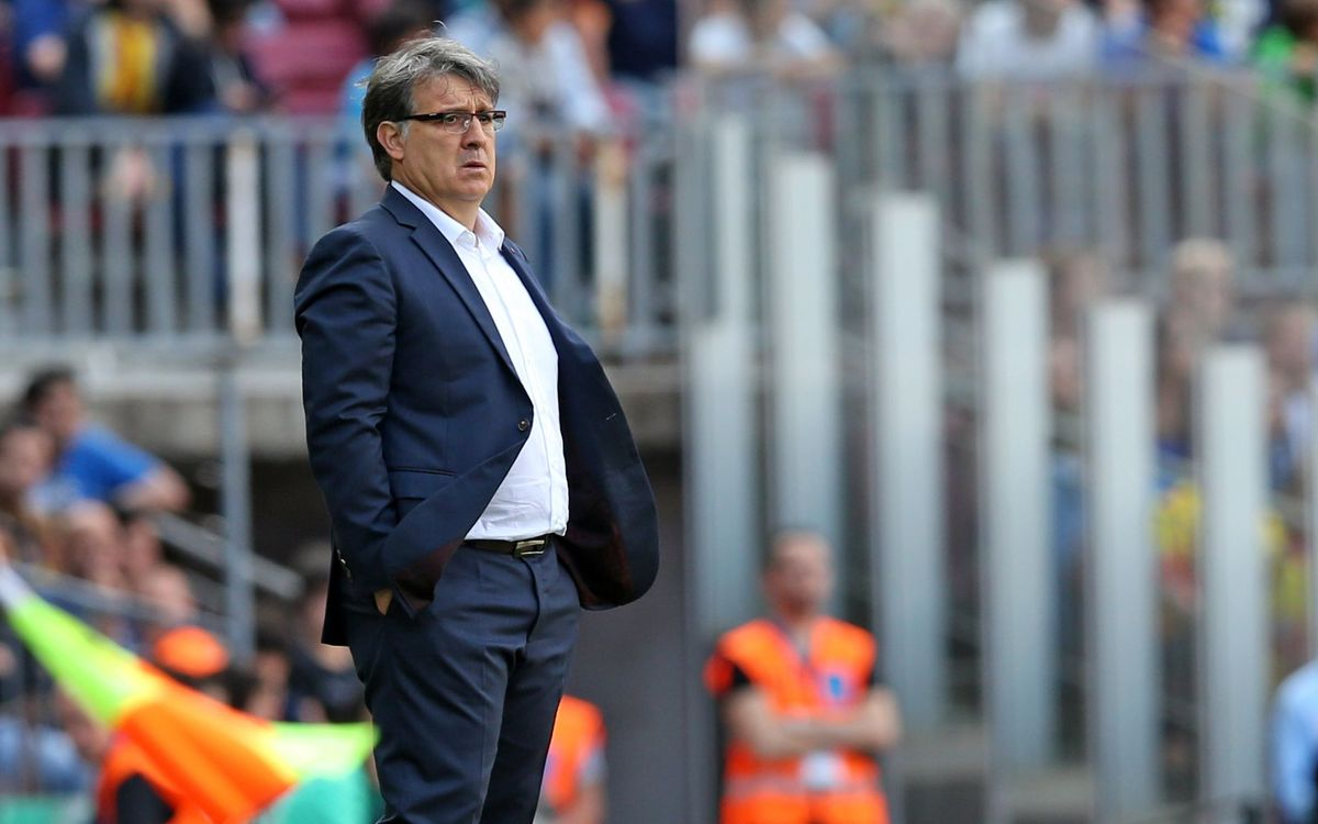 Tata Martino named new Argentina coach