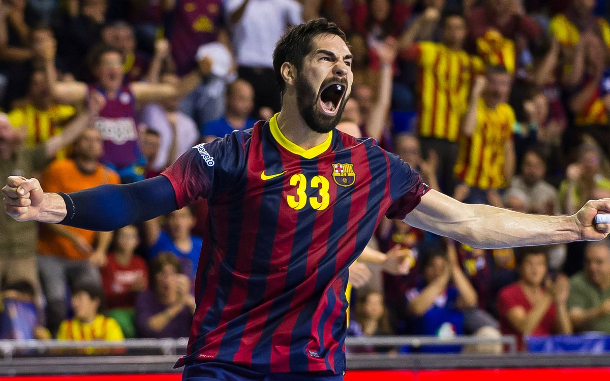 FC Barcelona - Rhein Neckar Löwen: Miracles exist at the Palau (31-24)