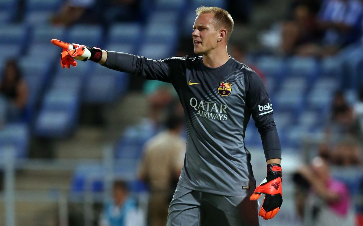 Ter Stegen injury confirmed