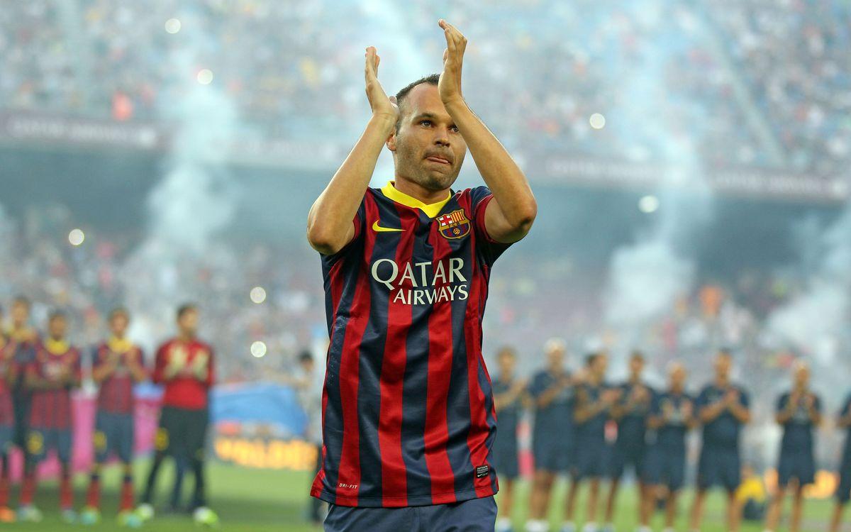 La presentació del Barça 2014/15, íntegra