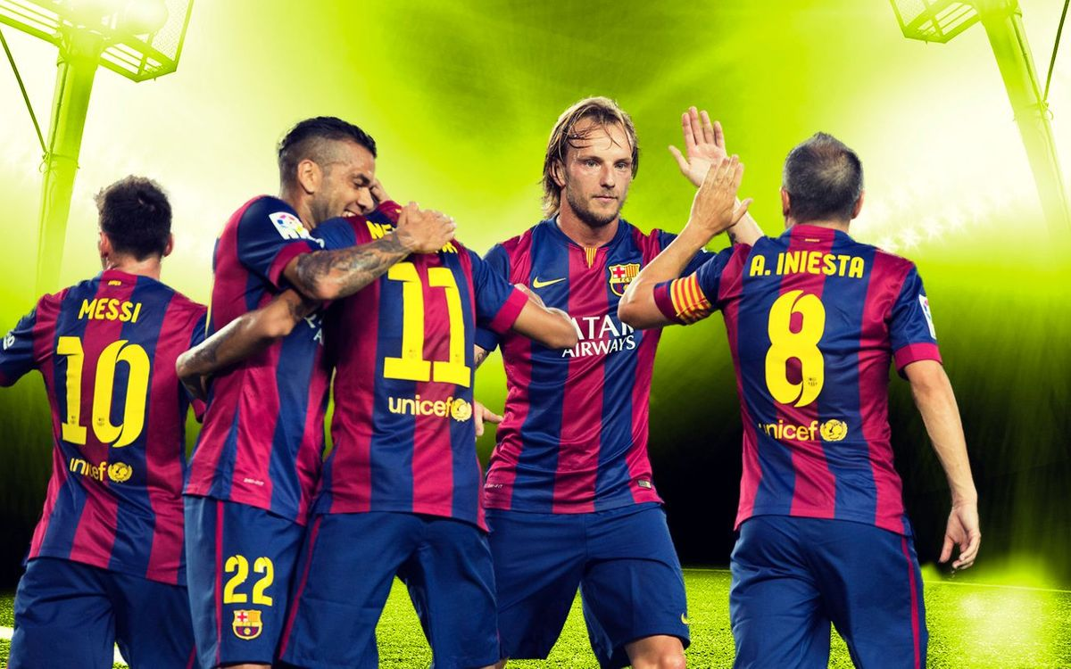TOP5: Best Gamper Moments