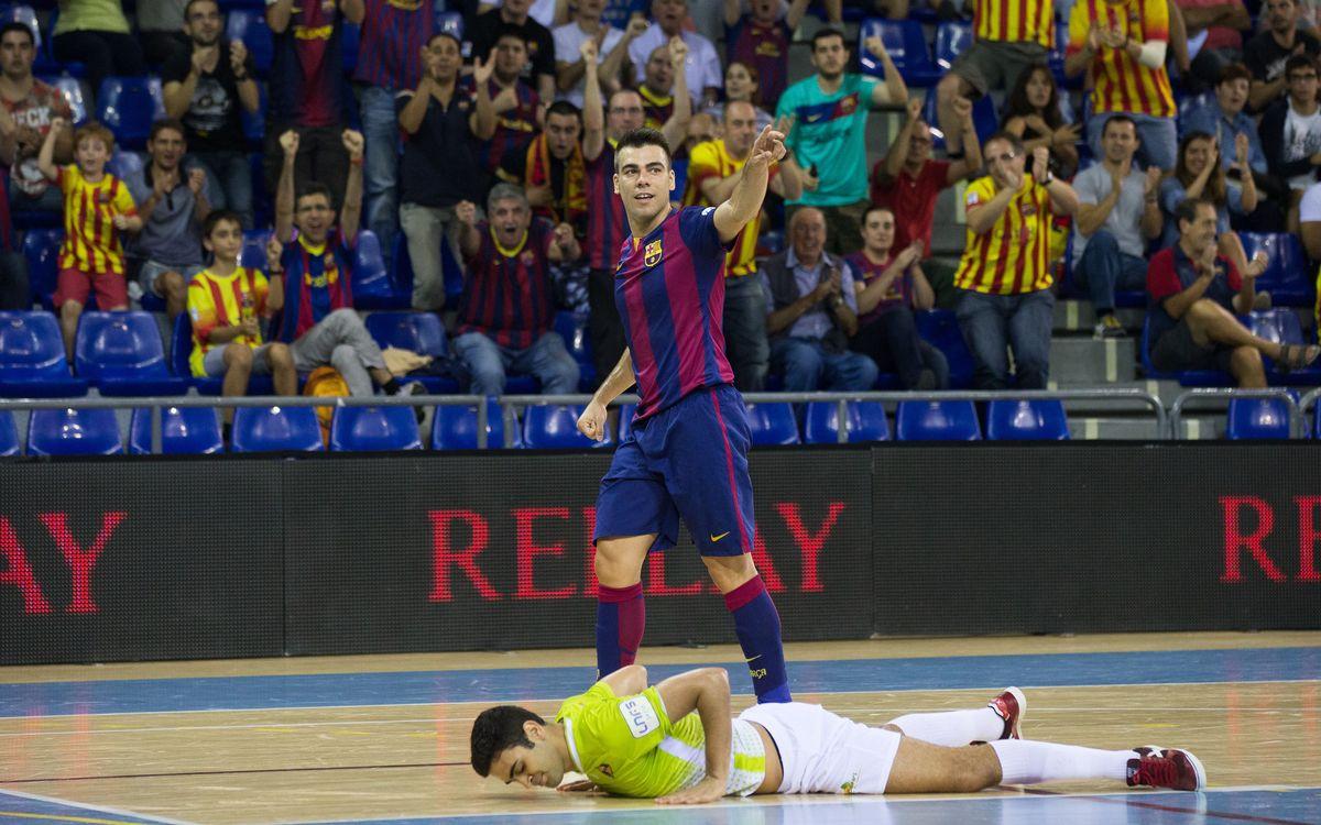 El gol és el protagonista