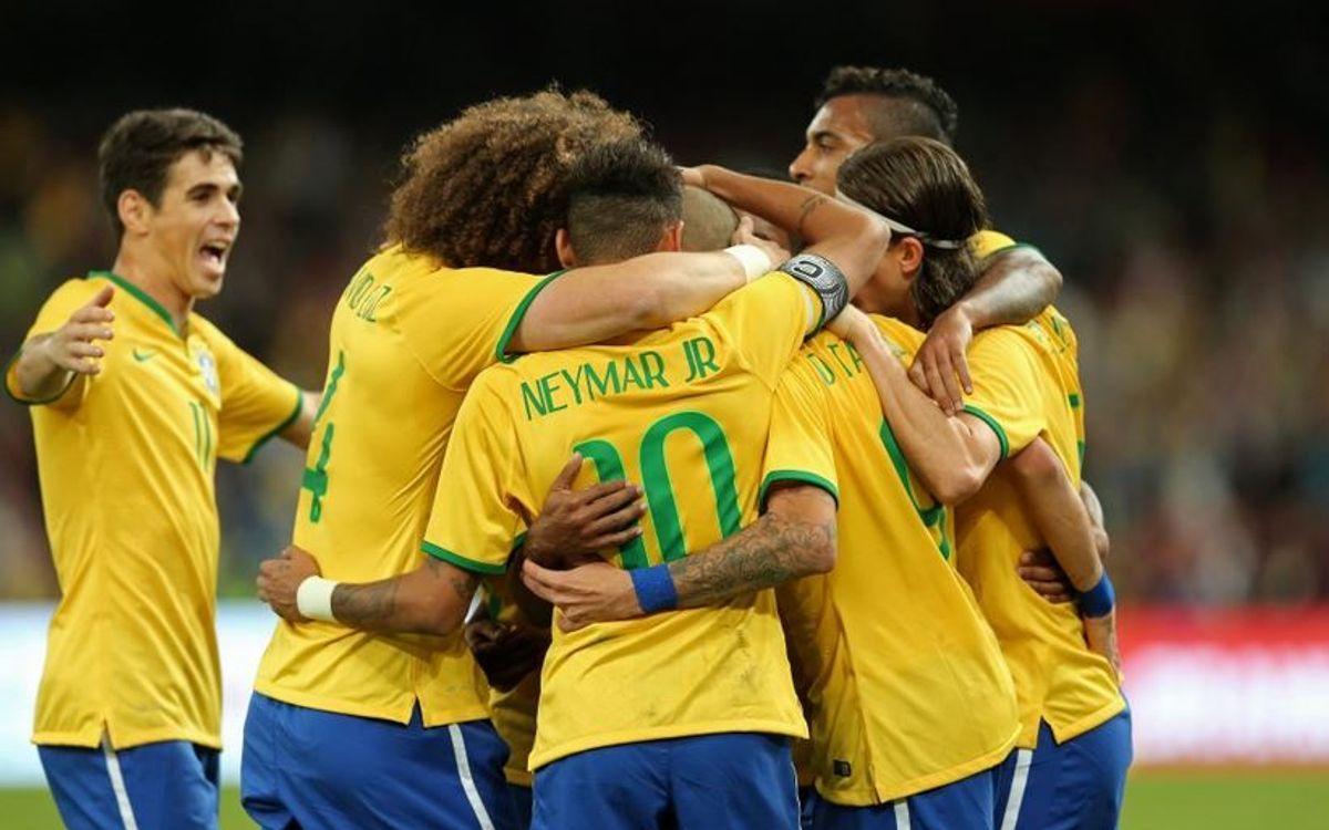 Neymar's Brazil takes Superclásico de las Américas (2-0)