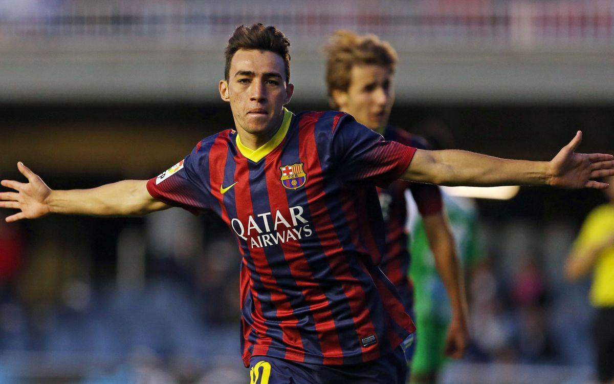 Hercules v Barça B: Win secures third place (1-2)