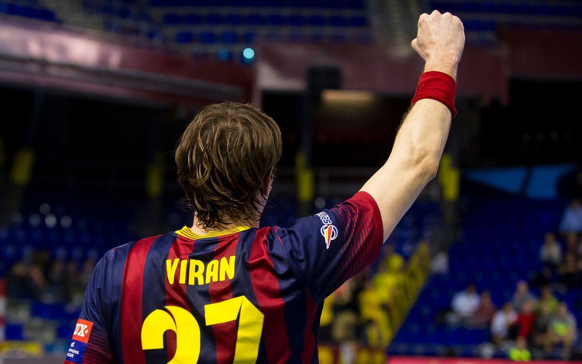 Rhein Neckar Löwen – FC Barcelona: L'hora de la veritat