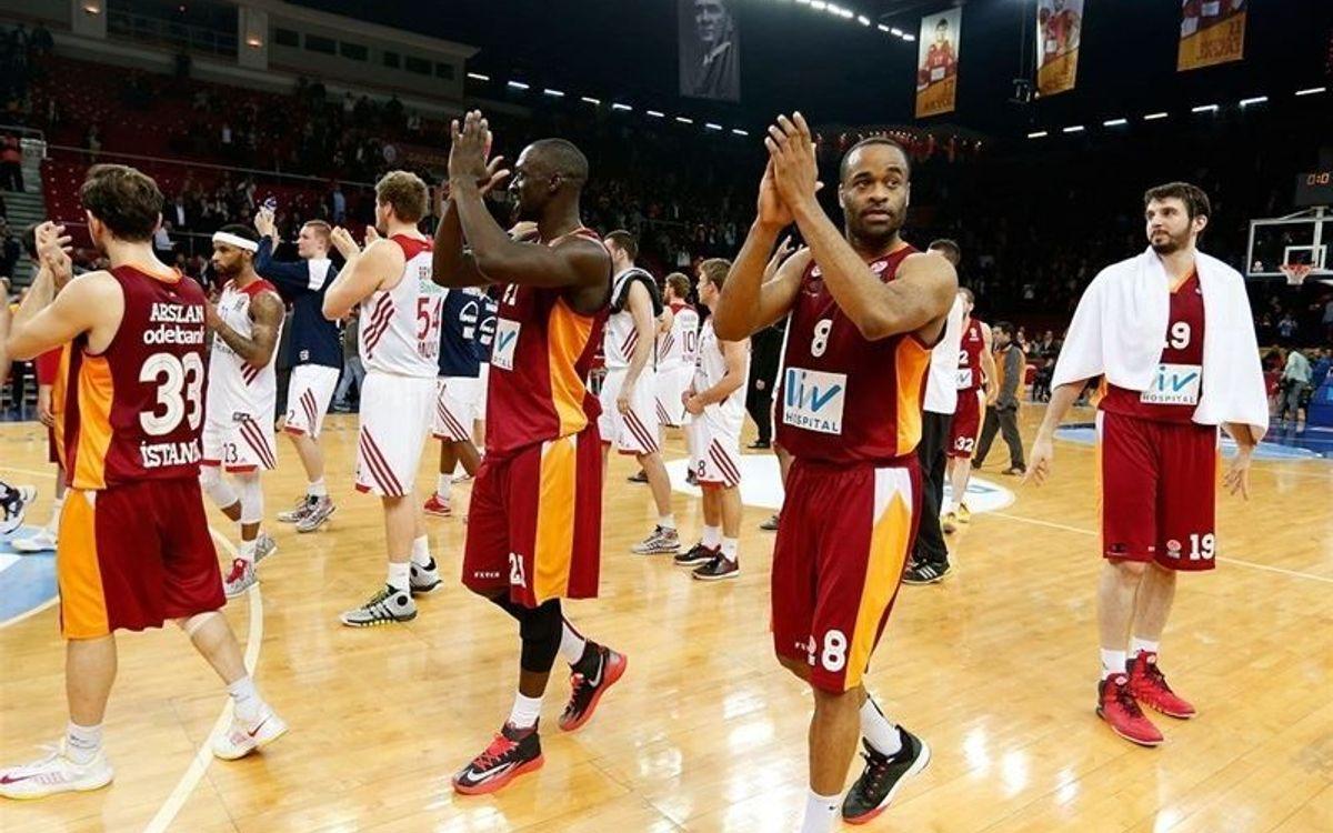 El Galatasaray, el rival del Barça a quarts de final