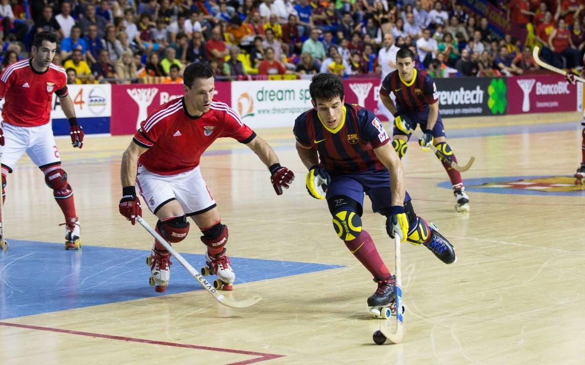 FC Barcelona – Benfica: Un debut de campions