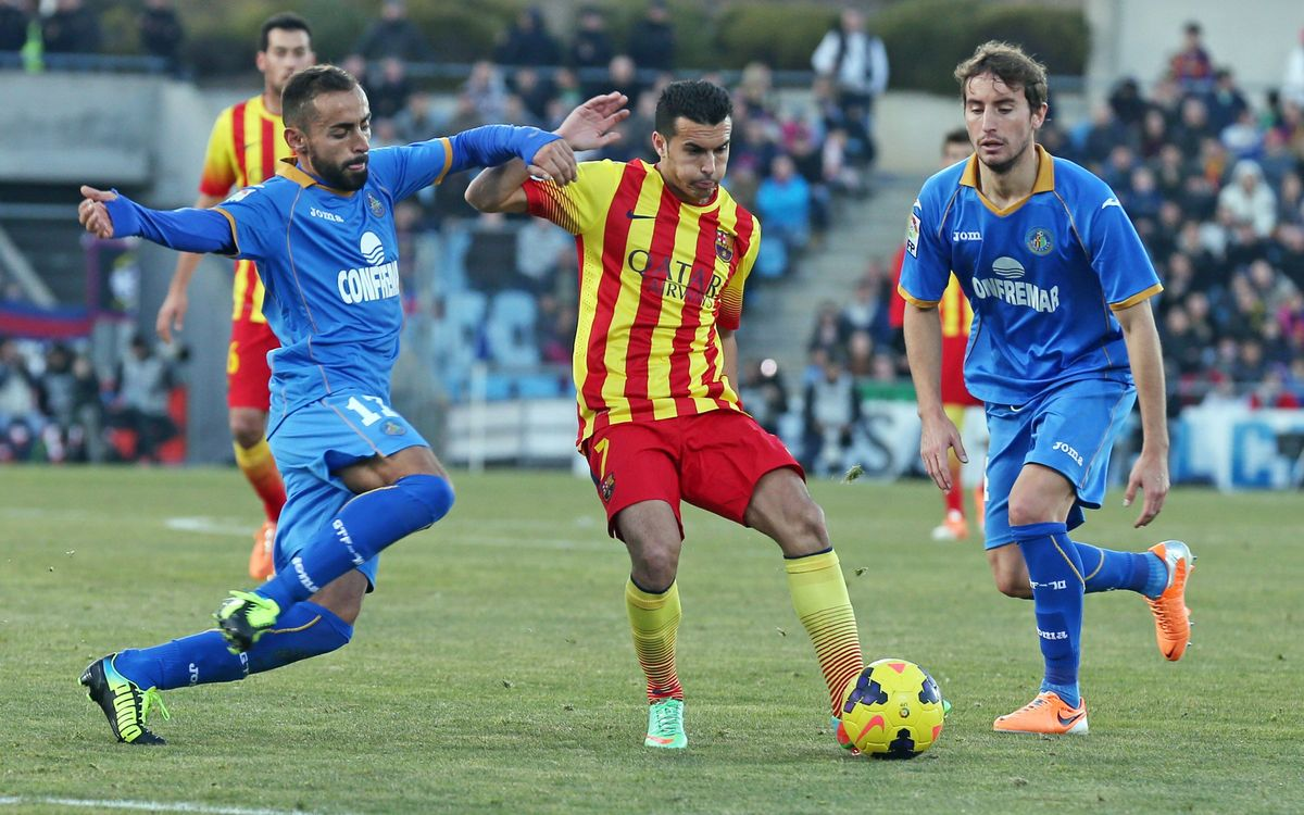 Getafe-Barça: Saturday, December 13 at 4.00PM (CET)