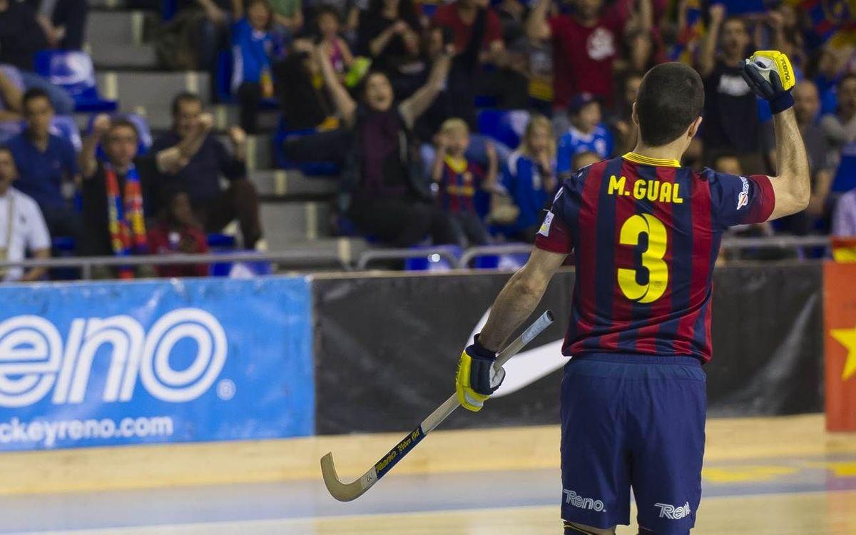 Gual i Barroso, convocats amb Espanya per al Campionat d'Europa