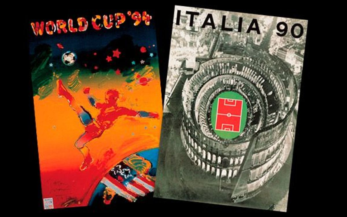 1990-94: World Cup Finals and FC Barcelona (V)