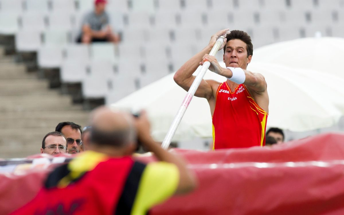 Ángel David Rodríguez cae en semis y Raquel González, décima en 20 km marcha