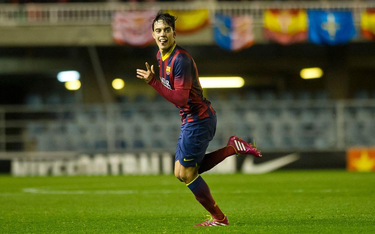 El Barça B s'enfronta a l'Alcorcón aquest dissabte