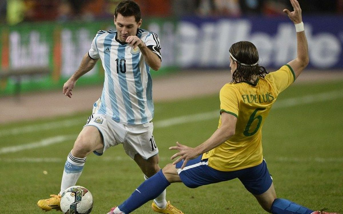 "Messi: ""The anger for losing the World Cup Final will never go away"""