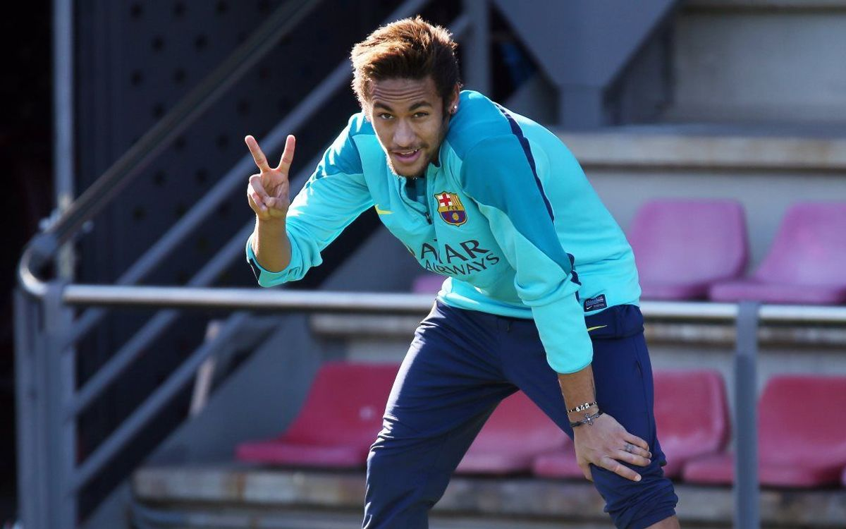 Neymar Jr recovery
