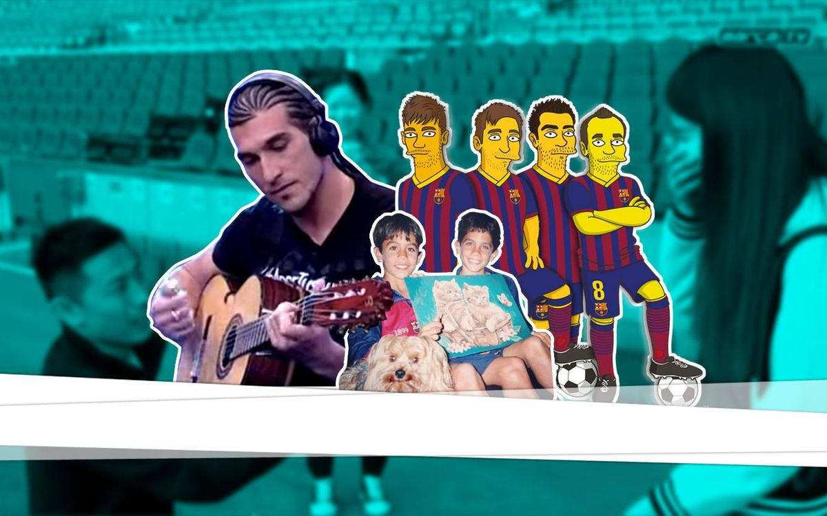 Barça's best stuff in social networks