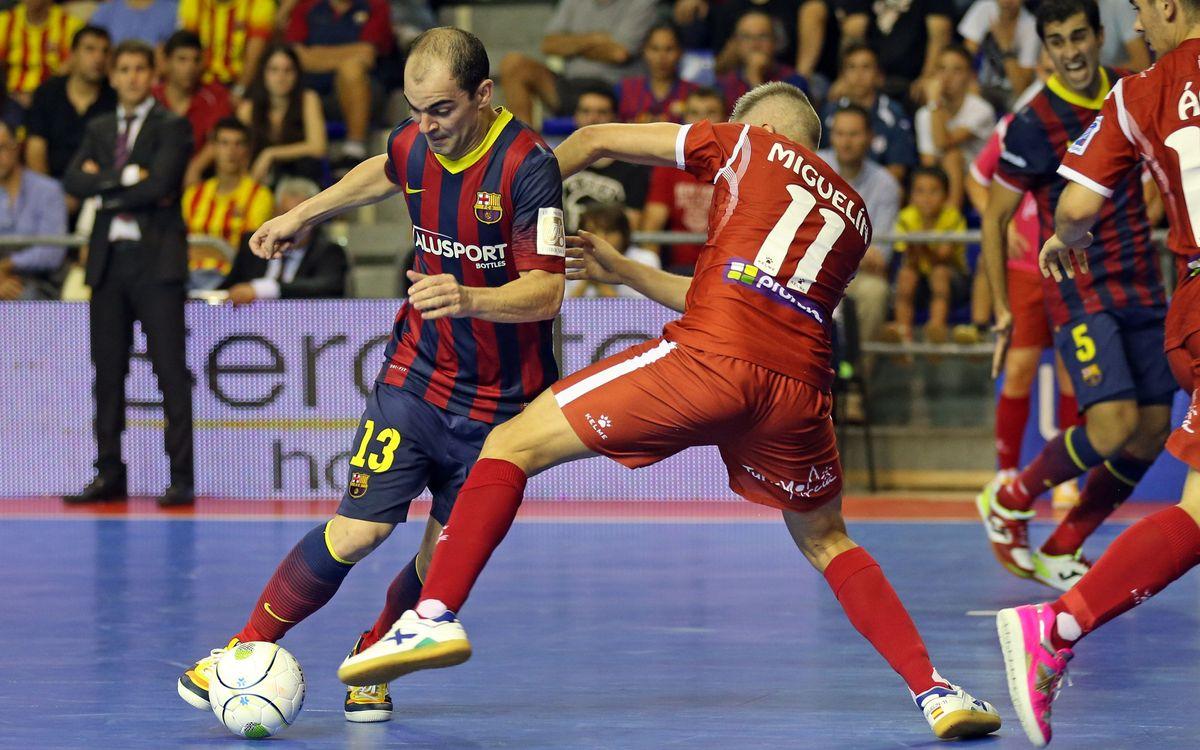 Els Barça – ElPozo són sinònim d'èxit per als blaugranes