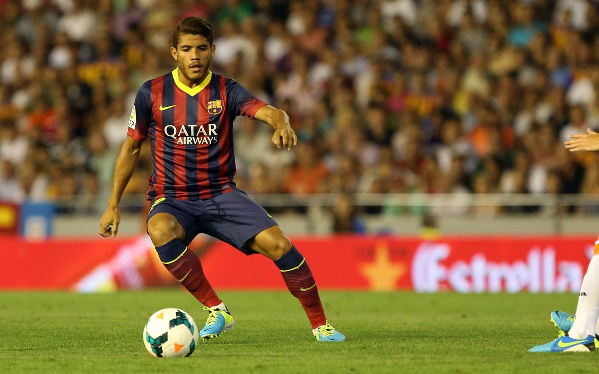 Agreement with Villarreal for the services of Jonathan dos Santos