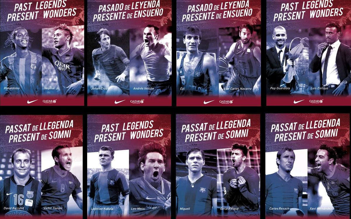 FC Barcelona Museum begins 30th anniversary celebrations