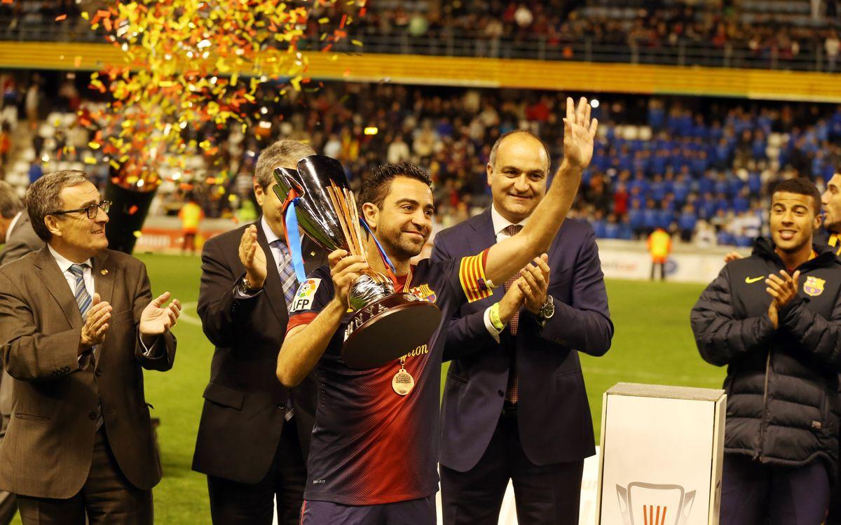 Girona v Barça, Catalonia Cup semis