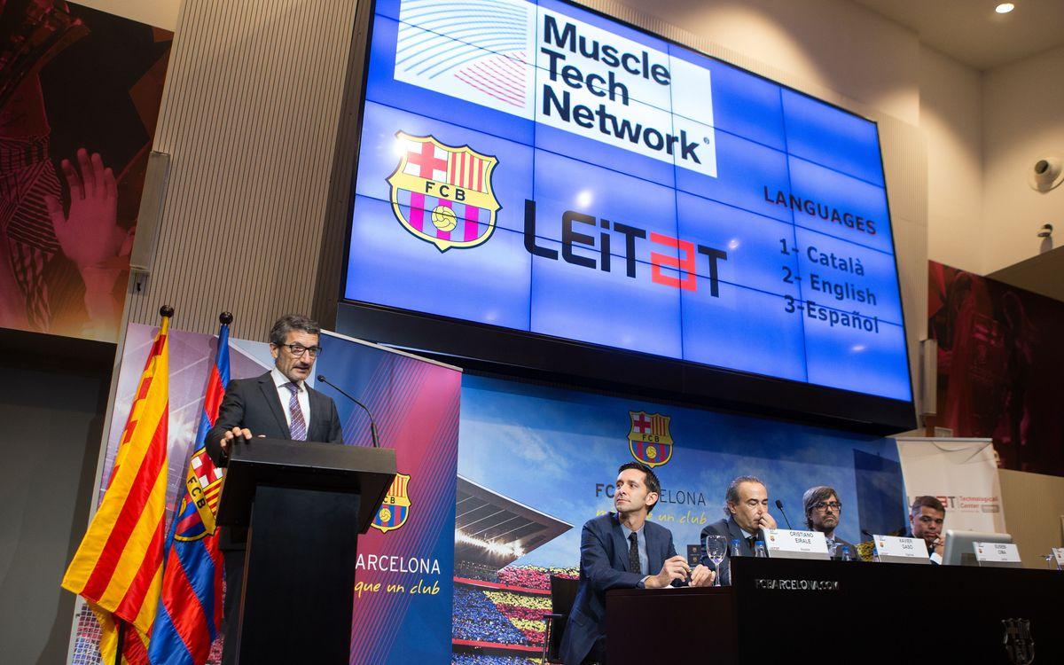 Inaugurada la 6a trobada del MuscleTech Network