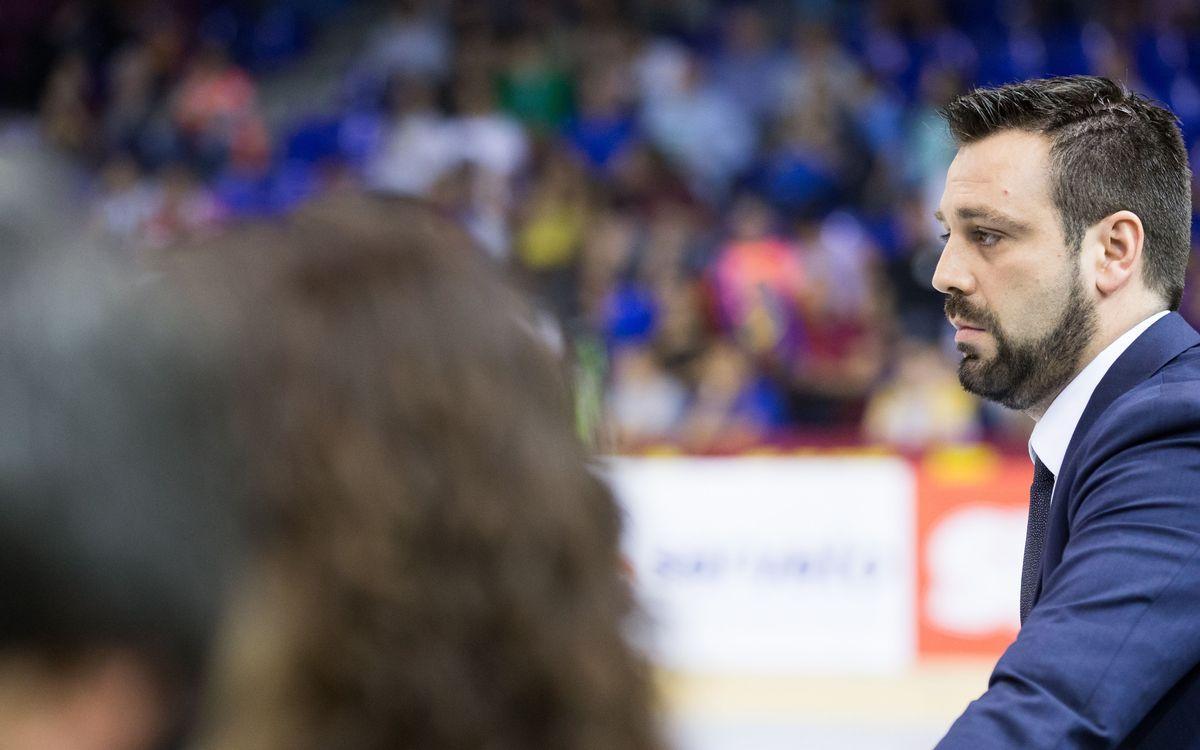 """Muñoz: """"El resultat de la final serà molt ajustat"""""""