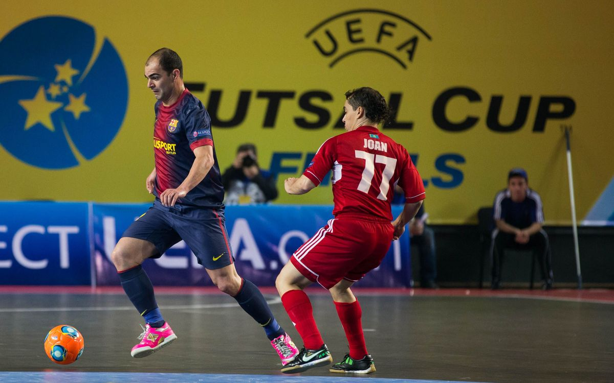El Kairat Almati, el Dina de Moscou i l'Sporting Portugal, els rivals del Barça a la Final la Quatre