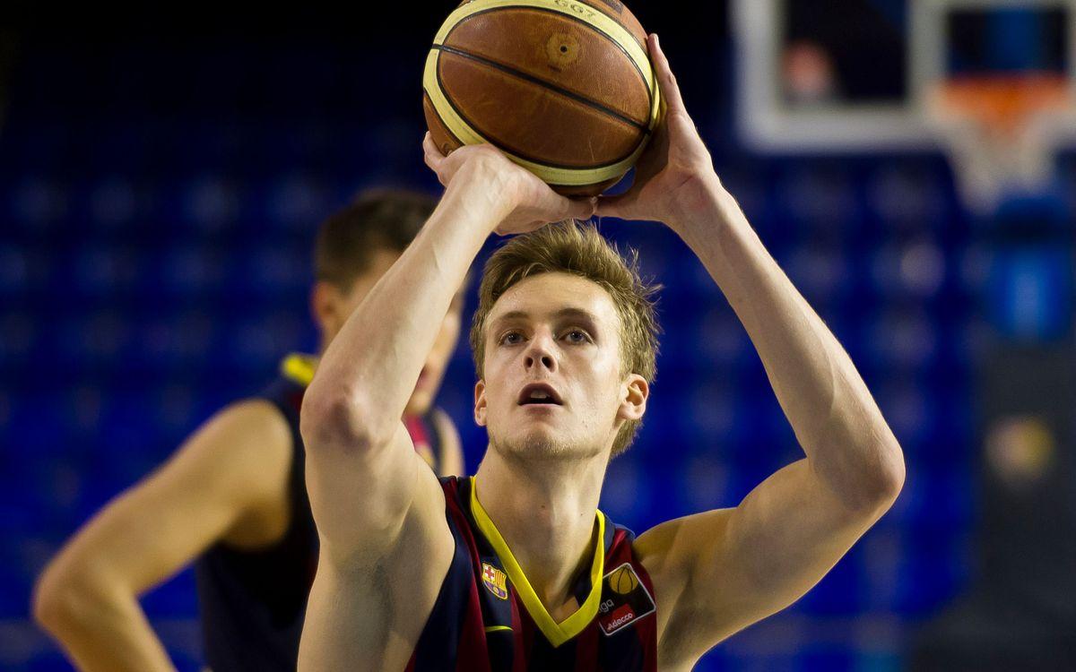 Nick Spires, cedido dos temporadas al Baloncesto Fuenlabrada