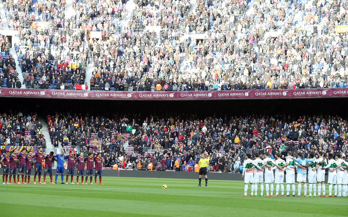 Tickets for Elche match to go on sale Wednesday